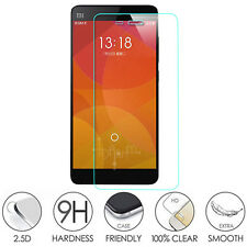 5 X Tempered Glass Screen Protector Premium Protection for Xiaomi mi 4