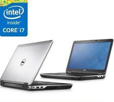 """Dell Latitude E6440 14"""" LED (Intel 4th Gen i7, 256GB SSD, 8GB, DVD/RW, Win10Pro)"""