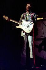 Jimi Hendrix 11x17 Mini Poster