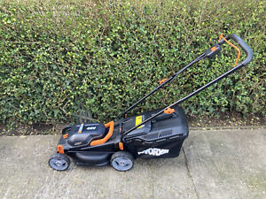 WORX WG779E.2 40V MAX Cordless Lawn Mower 34cm No batteries or charger