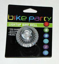 Bike Party LED Disco Bike Bell