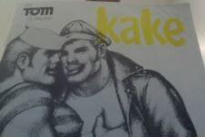 GAY CULTURE/ KAKE/ TOM/ ISSUE 9/ ORIGINAL FRENCH EDITION