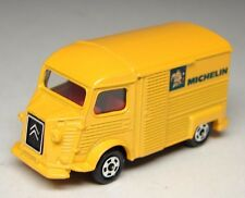 Tomica TOMY CTROEN H MICHELIN TRUCK No.F17 - Diecast  1979  -  MINT -  NEW
