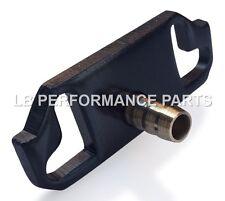 Fuel Rail FPR Adaptor Toyota MR2 Supra Starlet GT Turbo - Black
