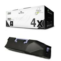 4x MWT Pro Cartucho Negro para Kyocera FS-C-8500-DN