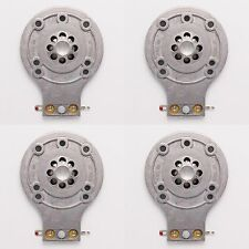 4pcs Replacement Diaphragm for JBL JBL JRX100 JRX112 JRX115 JRX125 2412H, 8 Ohm
