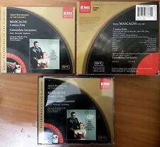 Pietro Mascagni, L'amico Fritz, Ed. EMI Records, 2000