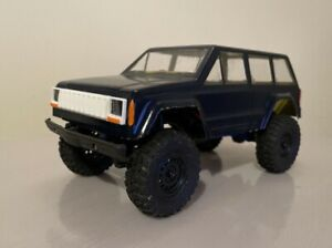 Axial SCX24 Body Shell Jeep Cherokee Clear