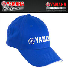 NEW GENUINE YAMAHA BLUE ESSENTIAL HAT ONE SIZE FITS ALL CRP-13HYB-BL- 5ba80e48572e
