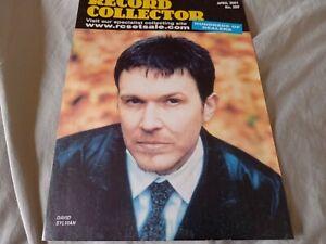 DAVID SYLVIAN - A4 magazine size full page poster / photo