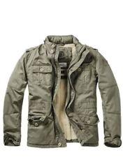 Brandit Cotton Military Coats & Jackets for Men