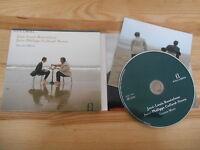 CD Jazz Jean-Louis Rassinfosse - Second Move (9 Song) FUGA LIBERA Collard Neven