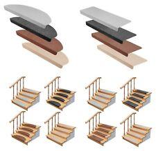 12er SET Stufenmatten Treppenschutz Treppenmatte Stufenmatte Treppenteppich