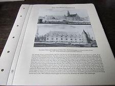 Hannover Archiv 3 Stadtbild 132 Neustädter Markt & Zeughaus 1675 Joachim Zeuner