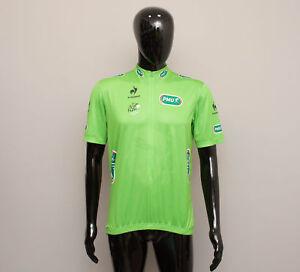 LE COQ SPORTIF Men's Cycling Jersey LE TOUR DE FRANCE 100 Anniversary  XXL