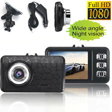 1080P HD CAR DVR G-sensor IR Night Vision Vehicle Camera Recorder Dash Cam VIDEO