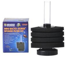 Hikari Aquarium Solutions Bacto-Surge Foam Filter Mini up to 10 Gallons