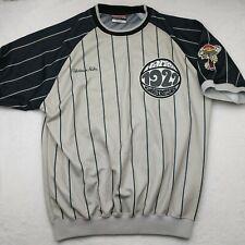 Vintage Platinum FUBU Men's XL Harlem Globetrotters Curley Warm Up Jersey Shirt