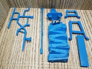 Mouse Trap Board Game Parts Pieces Replacement (BLUE LOT)
