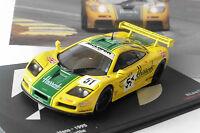 MCLAREN F1 GTR #51 WALLACE BELL 24 HEURES DU MANS 1995 IXO ALTAYA 1/43 HOURS