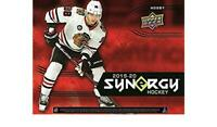 2019-20 Upper Deck Synergy Blue or Green NHL Hockey Trading Cards Pick From List