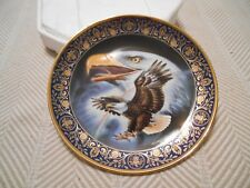Profile Of Freedom Collector Plate Franklin Mint Royal Doulton