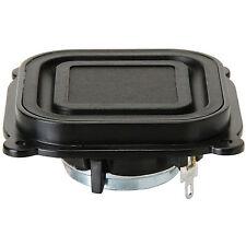 "HiWave BMR12 Compact 2"" Full-Range Square Speaker"