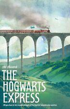 "Retro Harry Potter Hogwarts Express Travel Photo Fridge Magnet 2""x3"" Collectible"