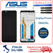 Display LCD Touch Screen Frame Per ASUS Zenfone Max Pro M1 ZB601KL ZB602KL X00TD