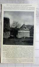 1905 Circular: Columbarium At Danglingworth, Ta Gerald Strickland