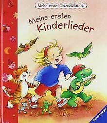 Meine ersten Kinderlieder von Volksgut | Buch | Zustand gut