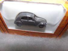 CITROEN 2 CV 56 voiture miniature HO collection norev