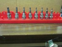 Torx Tournevis Set 12pc T6-T45 Avec Matelassé Grip par U.S Pro AT425