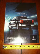 2006 Lincoln Mark Lt Original Ad