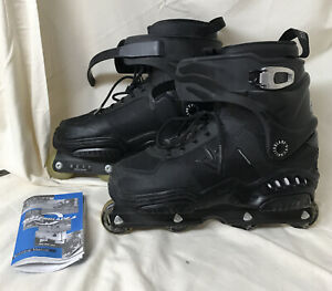 Rollerblade TRS Downtown Inline Skates Size 10