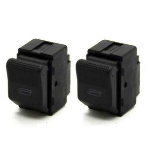 2 FOR VW Polo Hatchback 6N2 1999 2000 2001 SEAT IBIZA Electric Window SWITCH