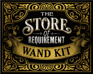 Harry Potter Wand decorating Kit