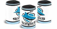 Cronulla Sharks NRL Can Cooler Stubby Holder 2018 Gift JERSEY TYPE 003G