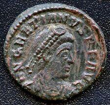 "Ancient Roman Coin "" Gratian "" 367 - 383 A.D. REF# S4042 18 mm Diameter"