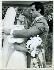 "Melissa Gilbert Joe Penny Blood Vows Original 7x9"" Photo #K2708"
