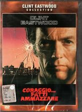 Coraggio... Fatti Ammazzare! (1983) DVD (Clint Eastwood Collection) Edizione Sna