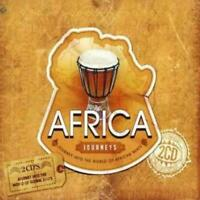 AFRICA JOURNEYS - Journey into the World of African Beats 2CD NEW & SEALED