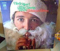 HERB ALPERT & The TIJUANA BRASS Christmas Album Original 1968 LP VINYL ALBUM