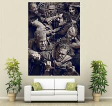 SONS OF ANARCHY FIGHT POSTER