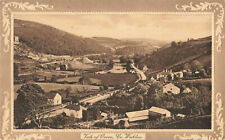 More details for irish vintage postcard - vale of qvoca co wicklow ireland.