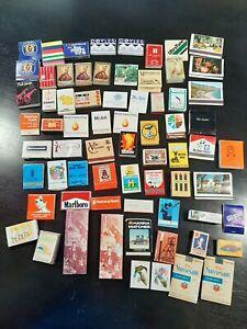 Bulk Lot Vintage Matches