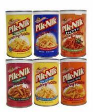 Piknik Shoestring Potatoes 1.5oz