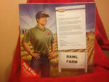 JackPlot Board Game From CROPLAN GENETICS SEED Farming Game New Sealed 2008