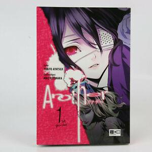 Mnaga Bücher Band 01 Neuwertig Deutsch Another 1st Period Egmont Yukito Ayatsuji