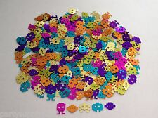 METALLIC video game icons CONFETTI 80's Decade Party Decoration